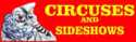 Circuses and Sideshows Mobile Home Page