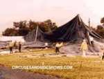 Hoxie Bros Circus Blow Down